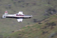 Texan II low and fast