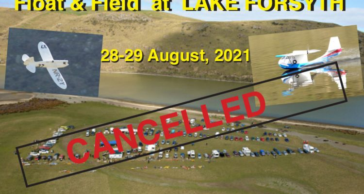 2021 Float and field cancelled – CRFC Field fly-in rises from the ashes